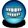 icona protesi dentale - Terapie protesiche classiche su elementi naturali